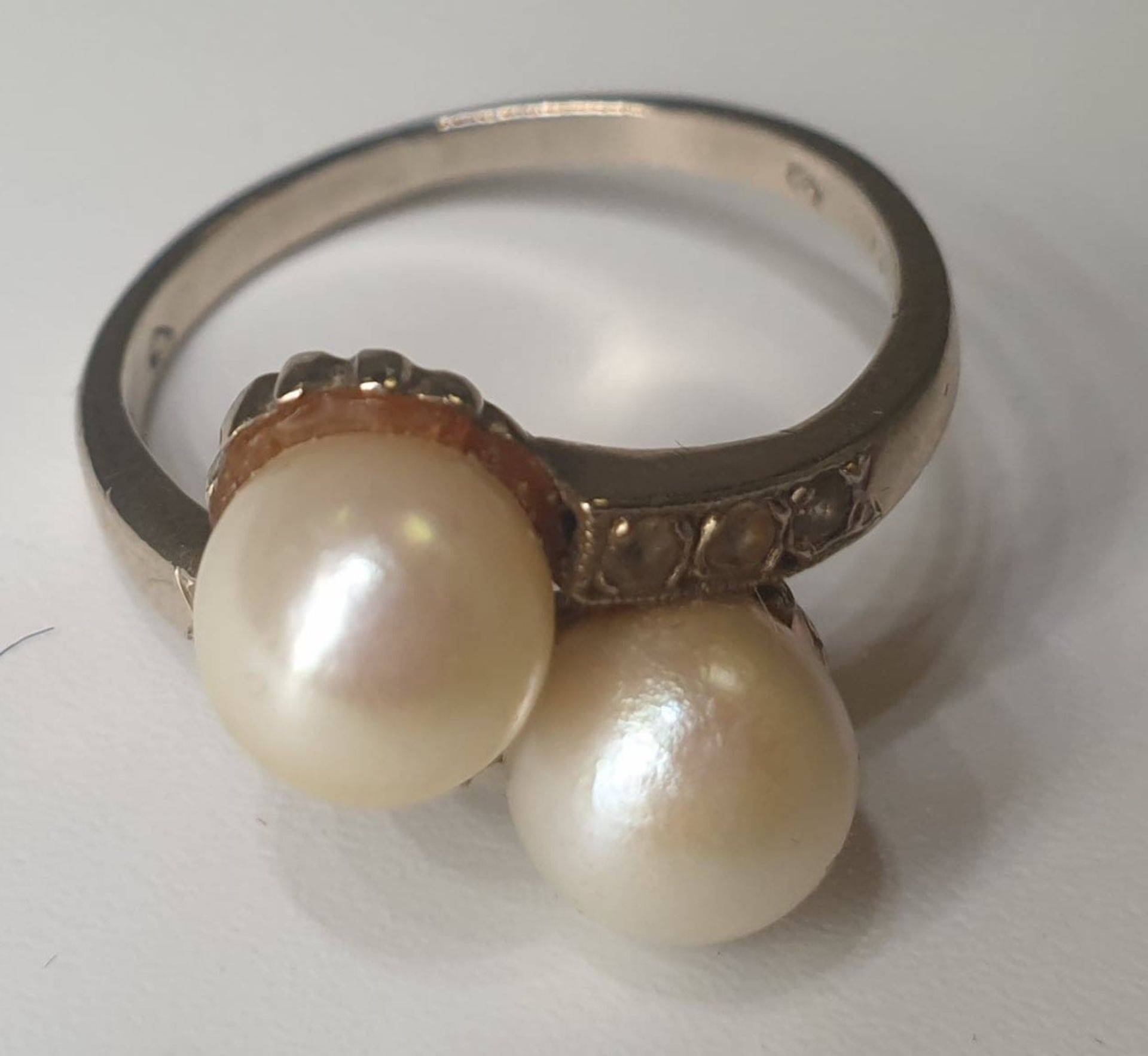 Akoya Pearls   Diamond   14K Gold