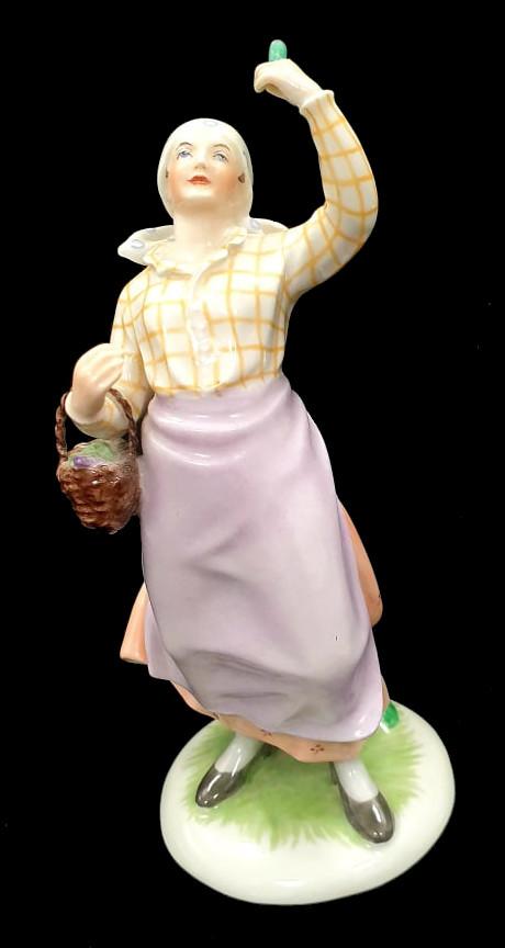 Augarten | Lavender Lady | Lavendalverkauferin