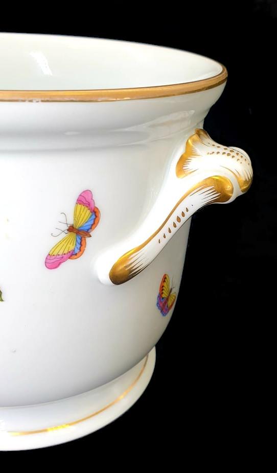 Herend | Cache Pot | Rothschild Bird - Image 3 of 7