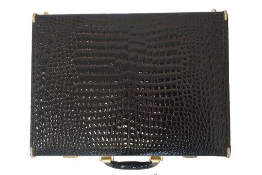 Crocodile Leather | Briefcase - Image 3 of 5