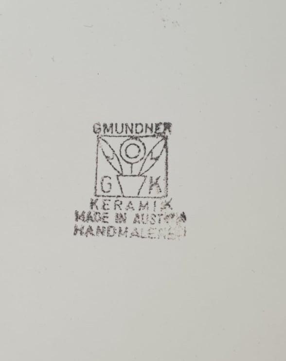 Gmundner   Cache Pot   Gilt - Image 4 of 5