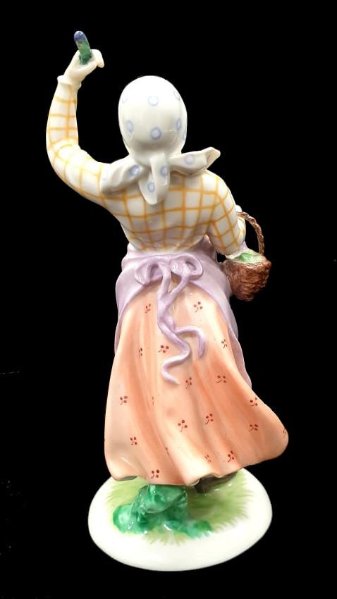 Augarten | Lavender Lady | Lavendalverkauferin - Image 3 of 5
