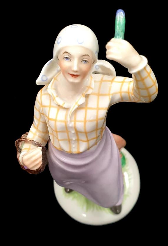 Augarten | Lavender Lady | Lavendalverkauferin - Image 2 of 5