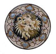 Ceramic Wall Plate | Majolica