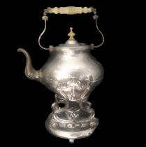 Silver Plated Samowar
