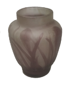 Galle Vase   Cameo