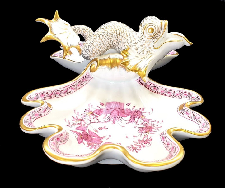Herend Apponyi | Serving Plate - Image 3 of 9
