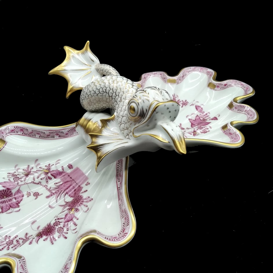 Herend Apponyi | Serving Plate - Image 7 of 9