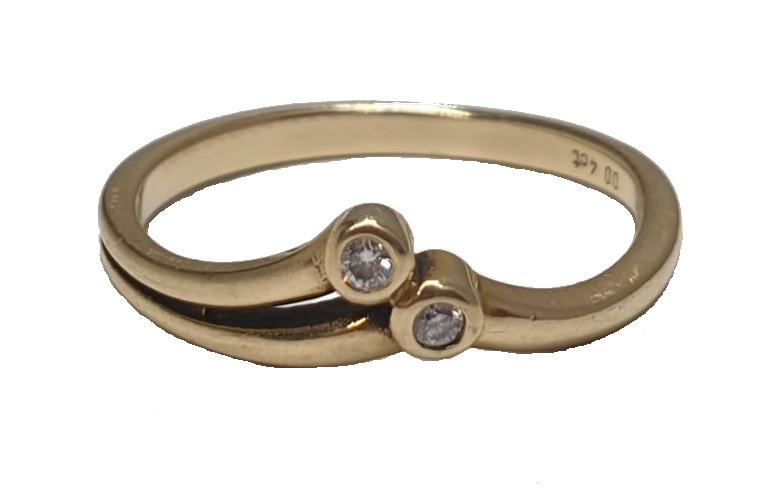 Ring   Diamond   14K
