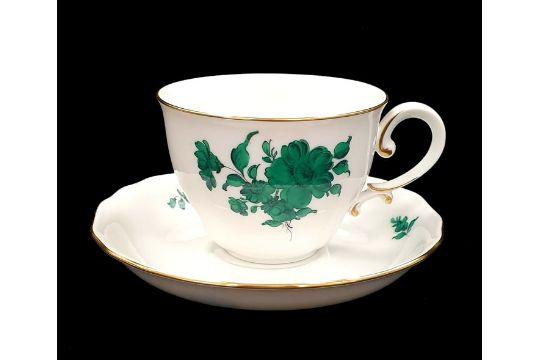 AugarteAugarten   Maria Theresia   17 Piece Coffee Set - Image 5 of 6