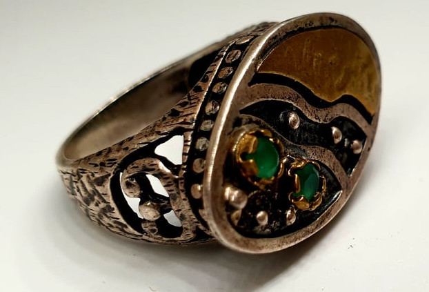 2x Silver Rings   925 - Image 3 of 7