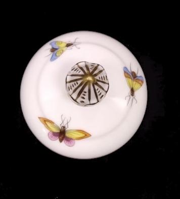 Herend | Rothschild Bird | Vase - Image 4 of 7