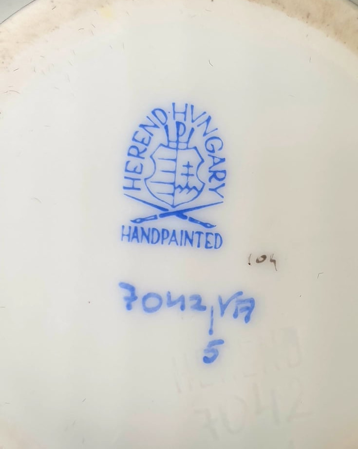 Herend | Vase | Victoria -A - Image 6 of 6