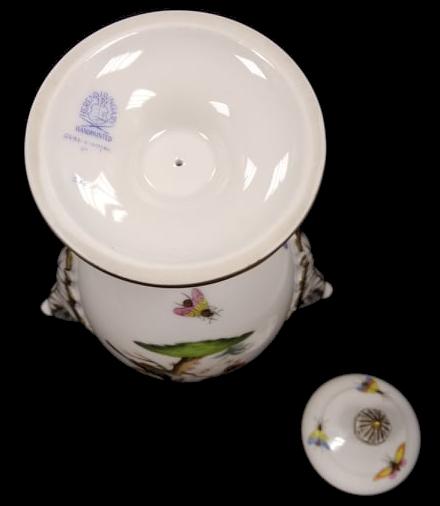 Herend | Rothschild Bird | Vase - Image 6 of 7