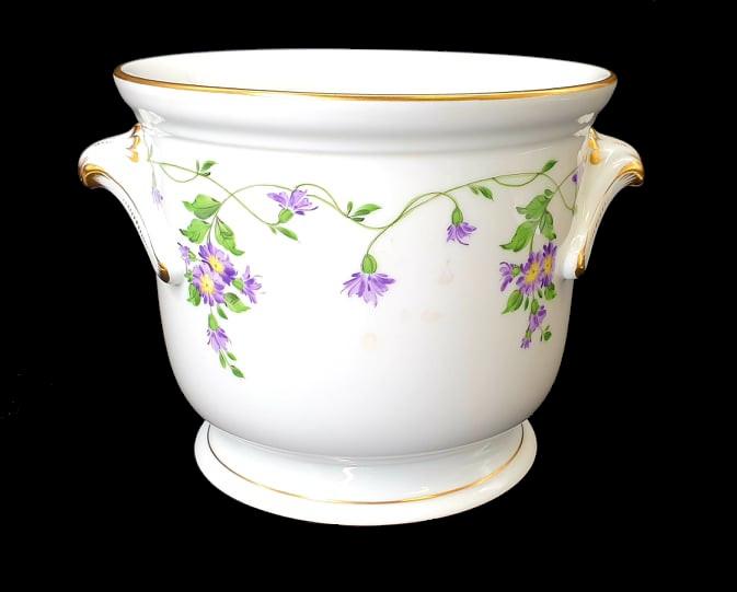 Herend   Cache Pot   Imola