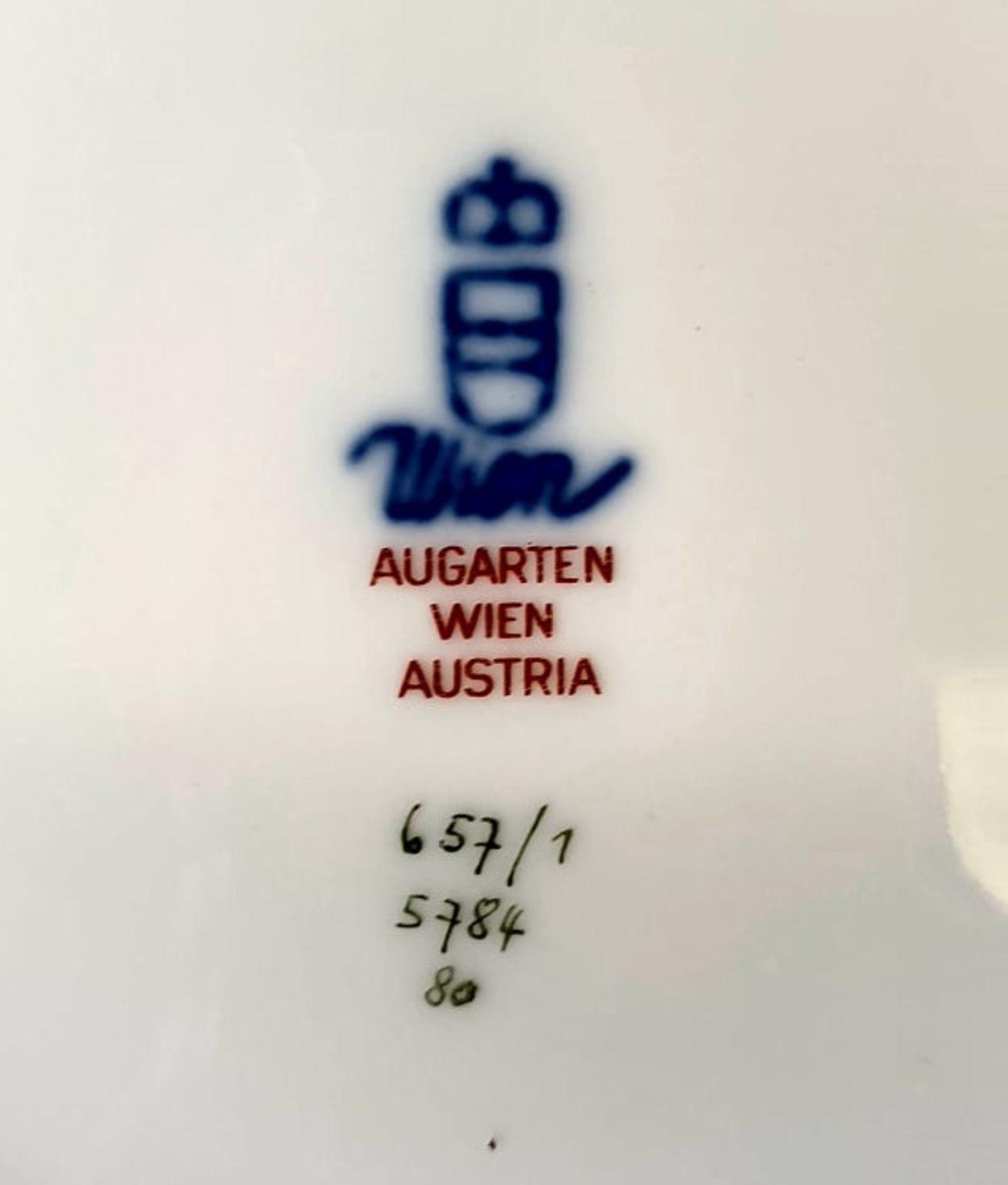 Augarten   Wiener Rose Cache Pot - Image 5 of 5