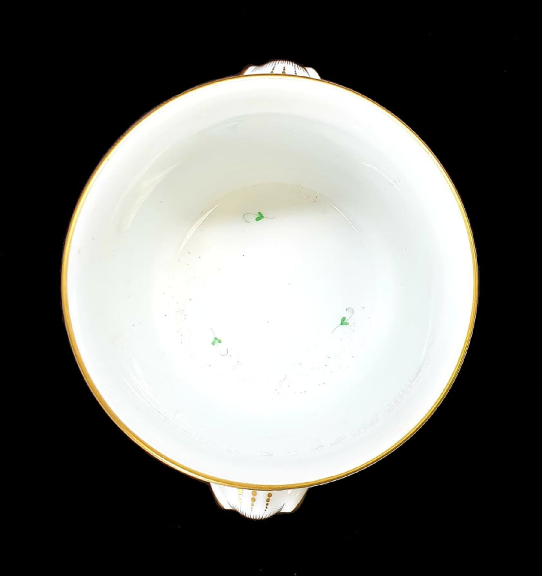 Herend   Apponyi Green   Cache Pot - Image 6 of 6