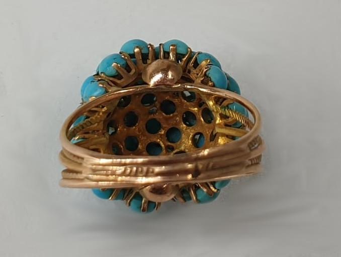 Turquoise | Ring | 14k - Image 5 of 5