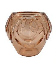 Moser Vase