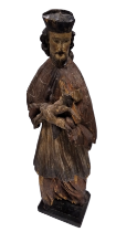 St. Nepomuk | Carving