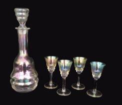 Lobmeyr | Hoffmann | Muslin Glass