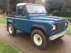 1984 Land Rover LR 90 2.5 Diesel Pick-Up