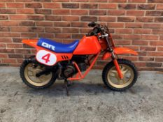 Honda QR50 Childs Trials Motorcycle