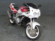 1998 Yamaha Genesis 600cc