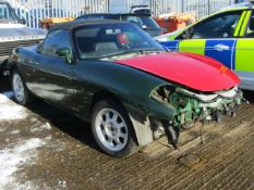 Two Fiat Barchetta's LHD's Offered For Restoration