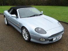 2001 Aston Martin DB7 Vantage Volante Tiptronic (Auto)