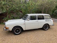 1971 VW Variant Squareback