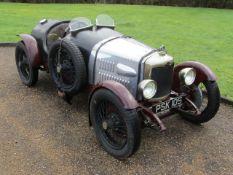 1930 Riley Nine Special