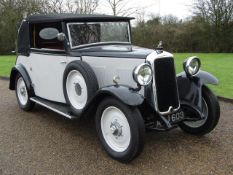 1933 Armstrong Siddeley Coupe