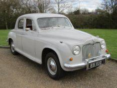 1955 Rover P4 60