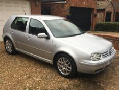 2003 VW Golf 2.3 V5 MK4 16,600 Miles From New