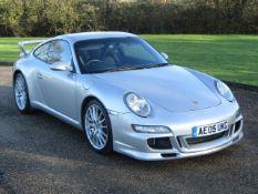 2005 Porsche 911 Carrera 2 S With Full Aero Kit