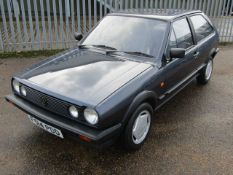 1988 VW Polo 1.3 Coupe S 39,000 miles from new