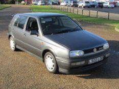 1993 VW Golf 2.0 GTi