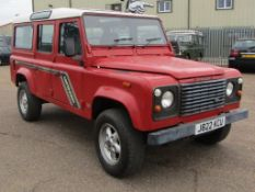 1992 Land Rover Defender 110 200 TDi