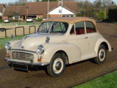 1956 Morris Minor Convertible