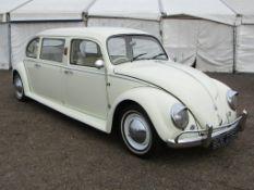 1963 VW Beetle Limousine