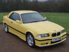 1999 BMW E36 M3 Evolution Convertible