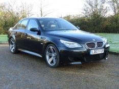 2007 BMW E60 M5 SMG Saloon