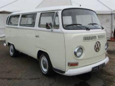 1969 VW Microbus