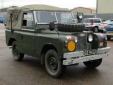 1963 Land Rover SWB Series IIA