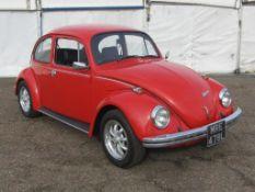 1972 VW Beetle 1300