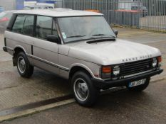 1993 Land Rover Range Rover 2-Door