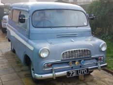 1963 Bedford CA