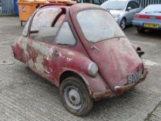1957 Heinkel Trojan 174cc
