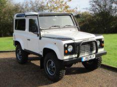 1998 Land Rover Defender 4.0 Auto 50th Anniversary